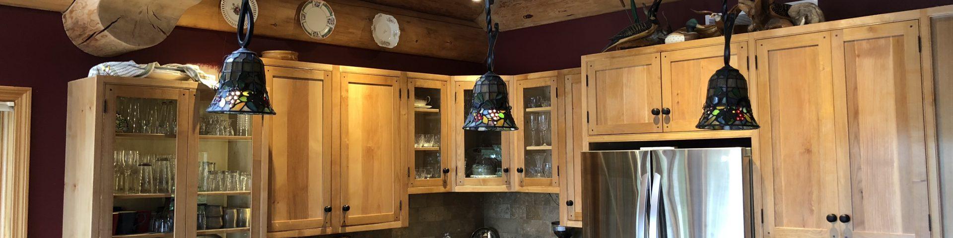 Pacific Red Alder – Kitchen Cabinets – COASTWOOD